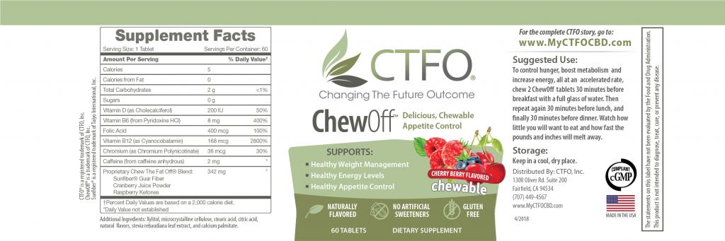 ChewOff