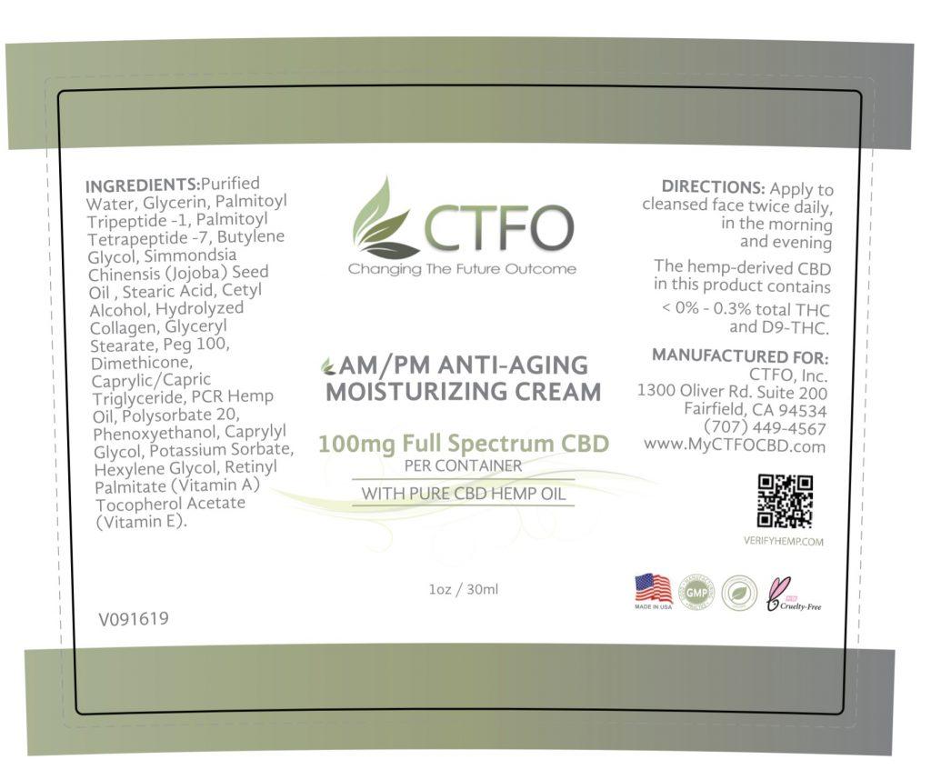 Full Spectrum AM/PM Anti-Aging Moisturizing Cream